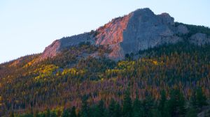 First Light , Rocky Mountain National Park by PamplemousseCeil