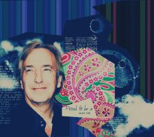 Proud to be a Alan Rickman fan by MarySeverus