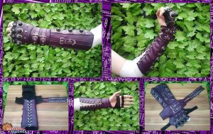 Bruiser Gauntlet by RawringCrafts