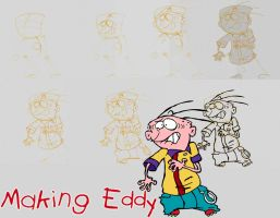 Just Making Eddy by vaness96