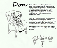 Don (Chaos + Rose) by roselovehunt
