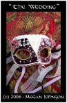 """The Wedding"" mask by EMasqueradeGallery"