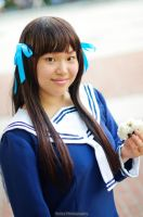 Fruits Basket-Riceball by AkabaraYashiki