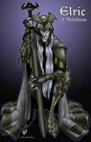 Elric by A.H. by richmbailey