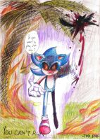 Sonic.EXE  finale by Specter1997