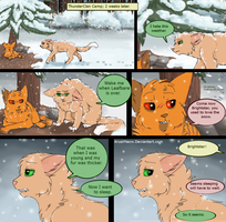 The Recruit- Pg 155 by ArualMeow