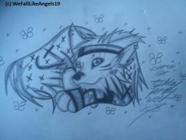 .::Ashley Purdy Wolfie 8D::. by WeFallLikeAngels19