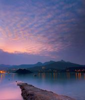Tranquil Magic Hour by johnchan