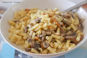 Macaroni lunch by patchow
