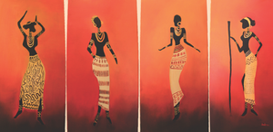 african women by AndreaP95