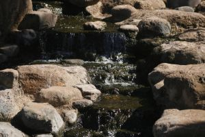 Small Waterfall 2 by Stickfishies-Stock