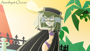 DP: What Am I Doing Here? by Amethyst-Ocean