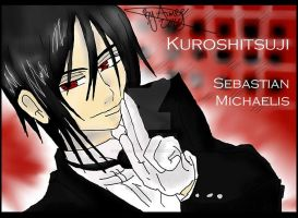 Sebastian Michaelis by Dark-Angel15-2010