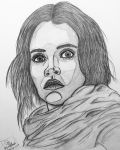 Jyn by RoughRaven