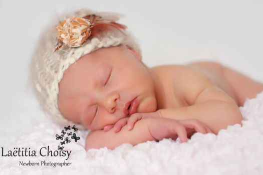 Newborn photography by laetitia81500