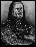 The Undertaker by vicariou5