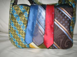 Tie Purse by napoleon