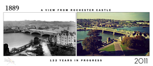 A View from Rochester 1889-2011 by Szazomy