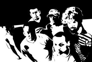 Linkin Park Vector by kevin2407