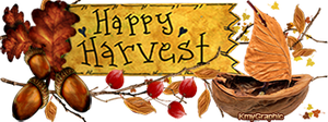 Happy Harvest by KmyGraphic