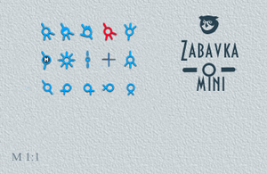 Zabavka mini - cursor for windows 7. by tchiro