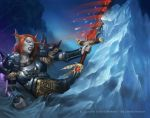 WoW TCG Frozen Nerves by namesjames