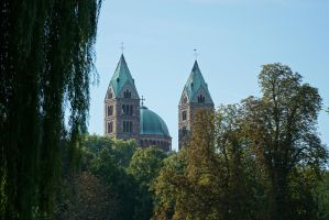 Speyer Cathedral by DanP77