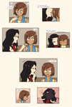Asami's Sexual Innuendos Part 2 by Katantoon