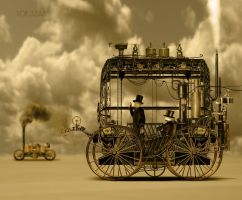 STEAM MACHINE 3 by TRIS31