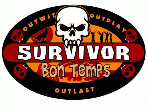 Survivor Bon Temps by Brandtk