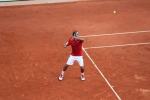 Federer aka maestro by Bruce-Pictures