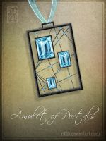 Amulet of Portals by Rittik