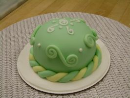 Princess Cake by OliveDrop