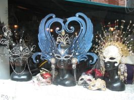 Venice- masks by magickstock