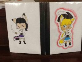 Ooh, a notebook! Part 4 by CrazyChrissie101