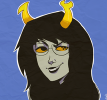 Serket by butterflybudda