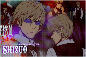 Shizuo by Axela-The-Nobody