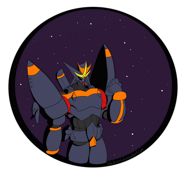 Gunbuster (Request) by Shaderovi
