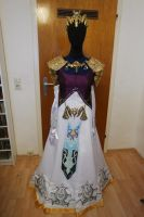 Zelda twilight princess costume by CheshireCat1