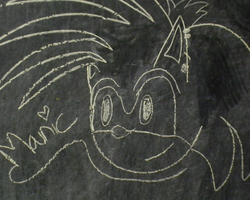 Chalk Board Manic by manicthemaniac