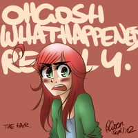 Oh gosh. What happened. Really. by TheGweny