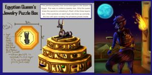 Sly Cooper: Theives in Time Treasure Contest Entry by peanutfilbert