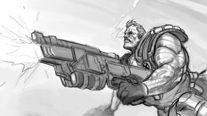 Cable by Bradwhitlam