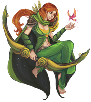 Windrunner by YamadaNiiriia