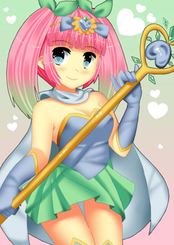 Happy B-Day Sanneke! by 100procent-Juul