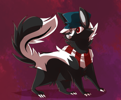 AT: Skunkahz by Nightfawn