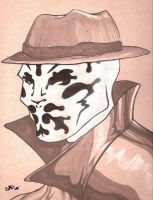 Rorschach by StephenEusebio