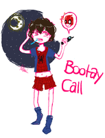 Doodle - Booty Call by marpie