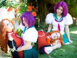 Adolescence of Utena ~ Stockholm Syndrome by etaru