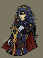 lucina by i0n4